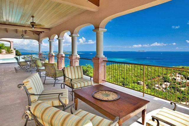 18. Single Family Homes for Sale at Peter Bay St John, Virgin Islands 00830 United States Virgin Islands