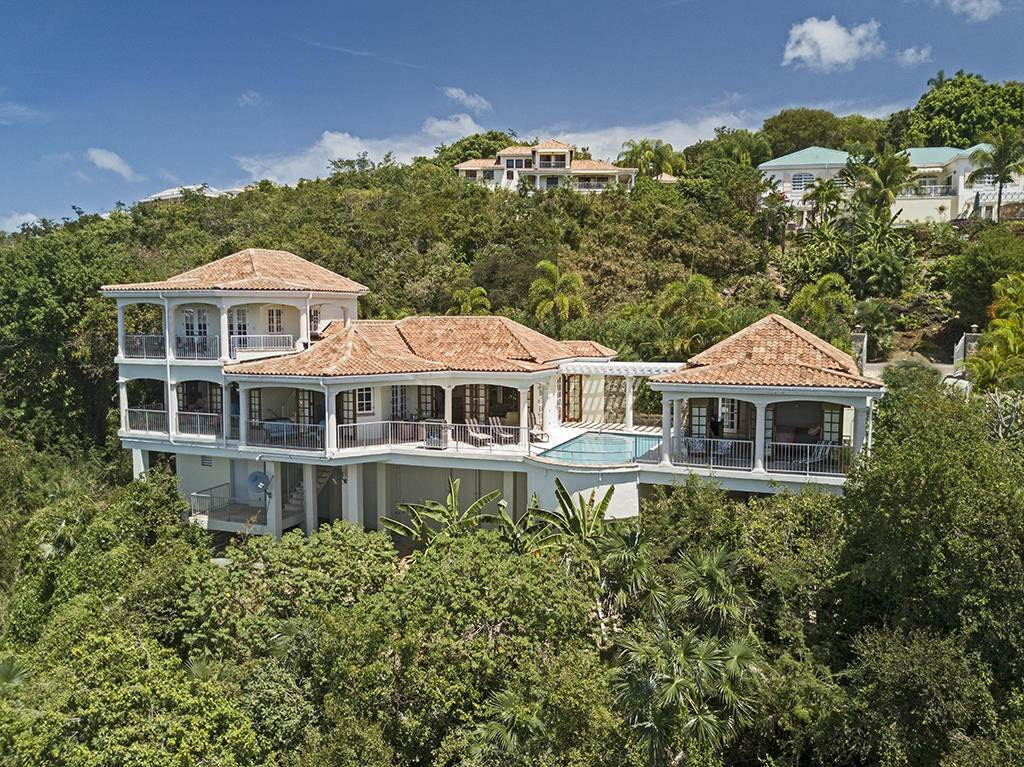 Single Family Homes for Sale at Sans Soucci & Guinea Gut St John, Virgin Islands 00830 United States Virgin Islands