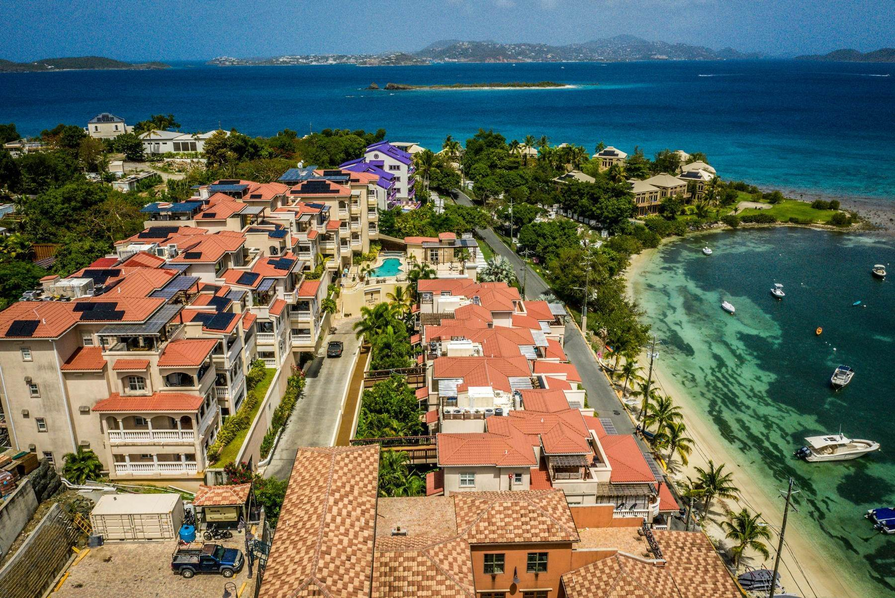 Condominiums for Sale at Cruz Bay Town St John, Virgin Islands 00830 United States Virgin Islands