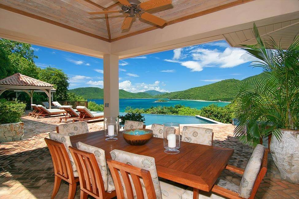 Single Family Homes for Sale at Peter Bay St John, Virgin Islands 00830 United States Virgin Islands