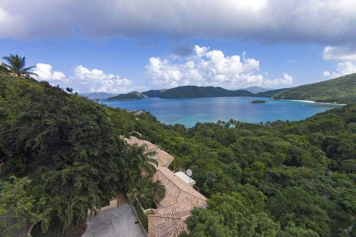 26. Single Family Homes for Sale at Peter Bay St John, Virgin Islands 00830 United States Virgin Islands