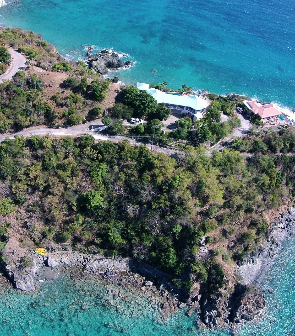 Terreno por un Venta en Hansen Bay St John, Virgin Islands 00830 Islas Virgenes Ee.Uu.