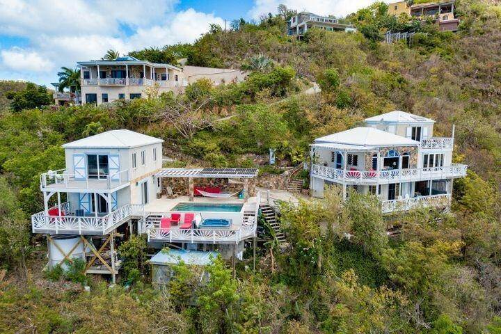Single Family Homes for Sale at Fish Bay St John, Virgin Islands 00830 United States Virgin Islands