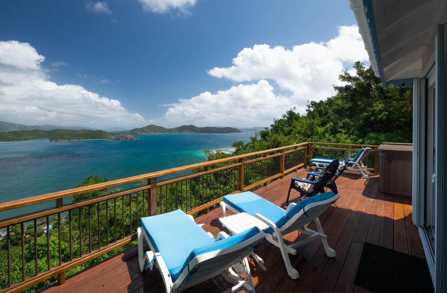 Single Family Homes for Sale at Calabash Boom St John, Virgin Islands 00830 United States Virgin Islands