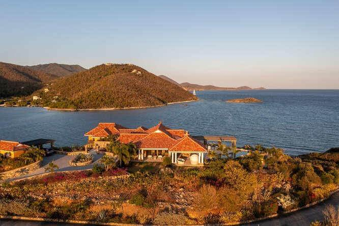 40. Single Family Homes for Sale at Rendezvous & Ditleff St John, Virgin Islands 00830 United States Virgin Islands
