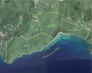 Terreno por un Venta en 2 & 3B Fortuna WE St Thomas, Virgin Islands 00802 Islas Virgenes Ee.Uu.