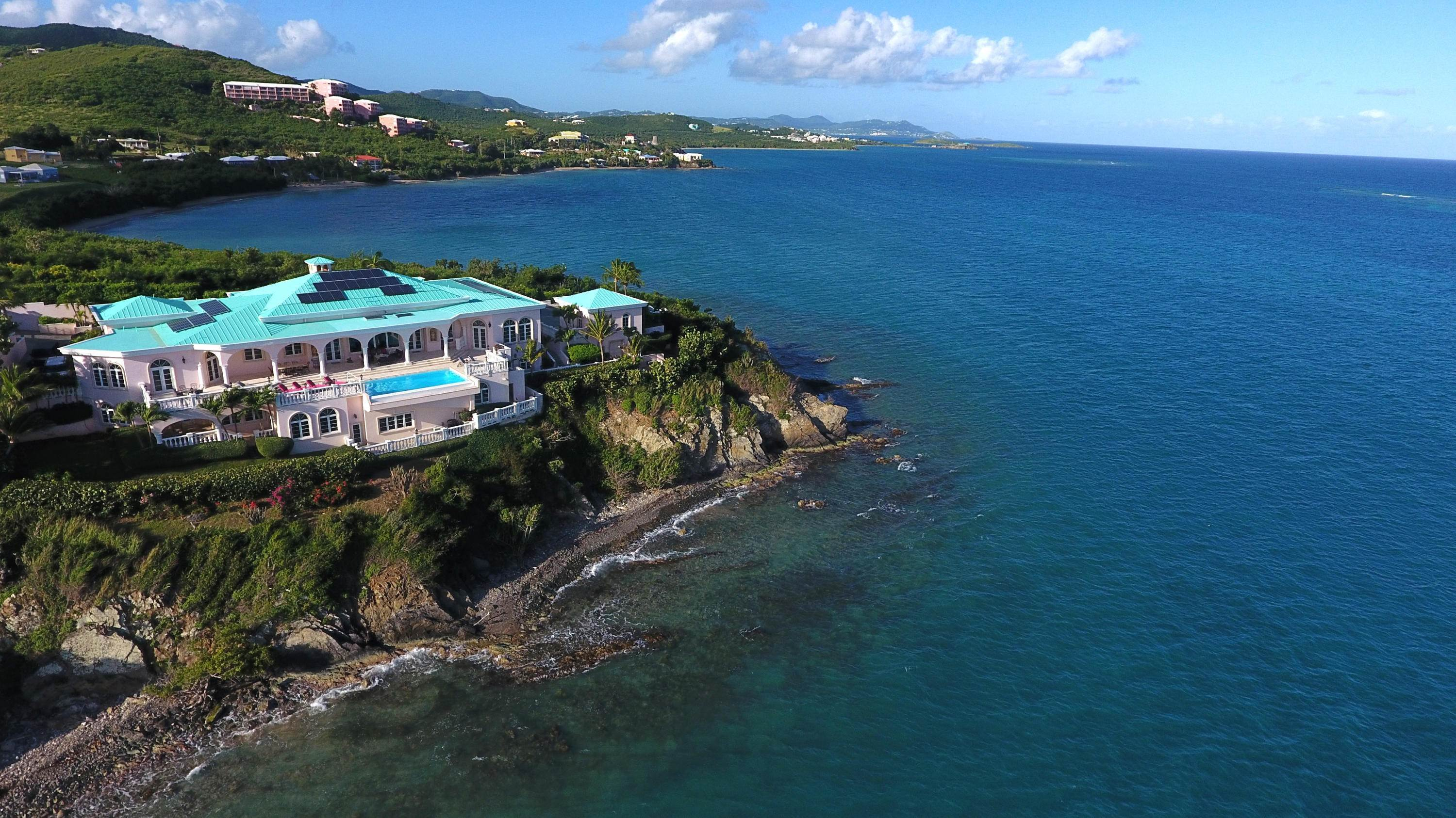 Single Family Homes for Sale at 23 Solitude EB St Croix, Virgin Islands 00820 United States Virgin Islands