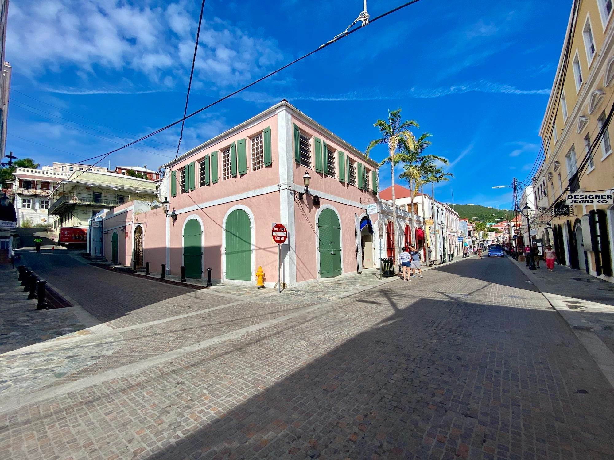 Commercial for Sale at 16 Dronningens Gade KI St Thomas, Virgin Islands 00802 United States Virgin Islands