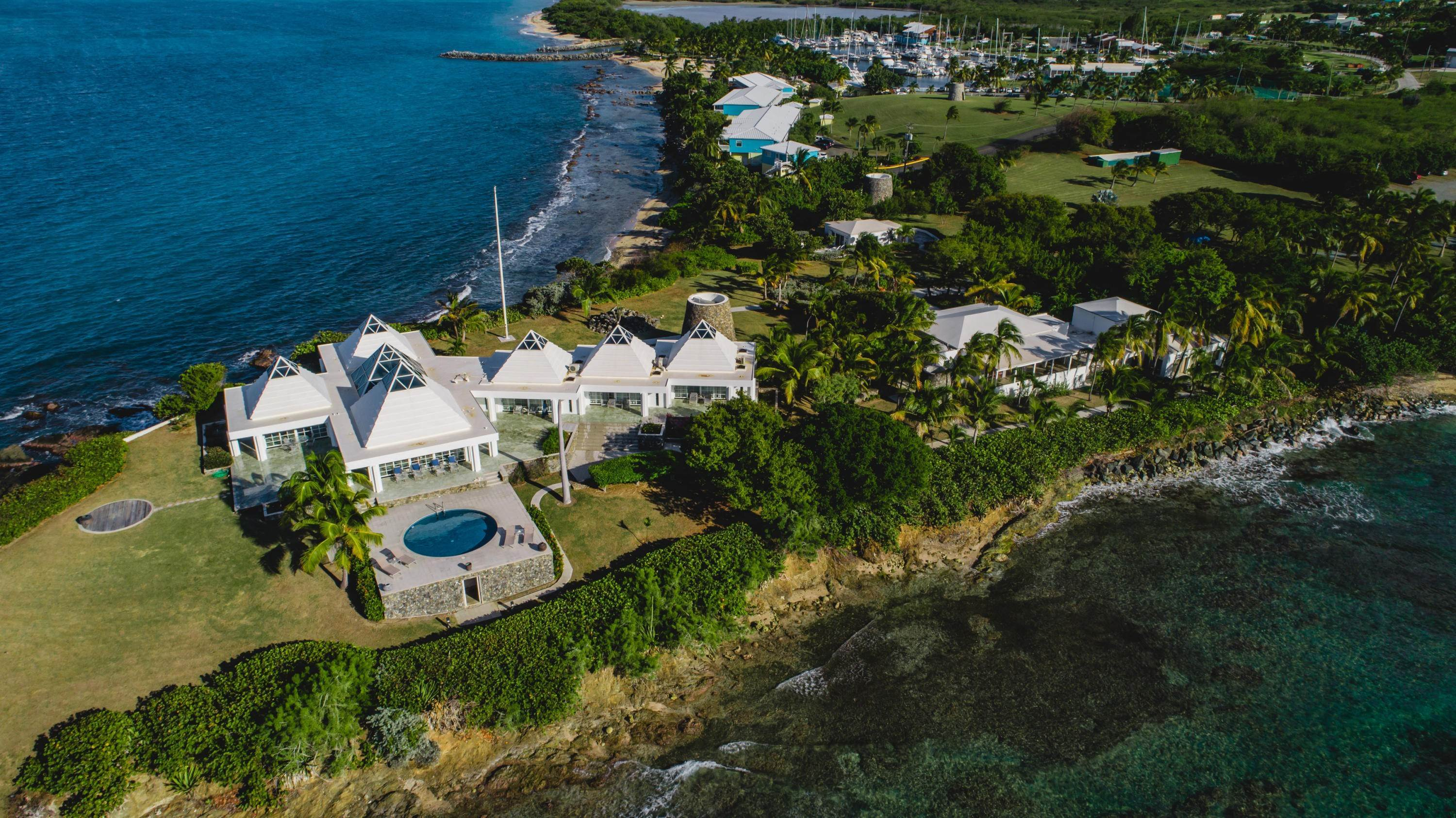 5. Multi-Family Homes for Sale at 1 Anna's Hope EA St Croix, Virgin Islands 00820 United States Virgin Islands