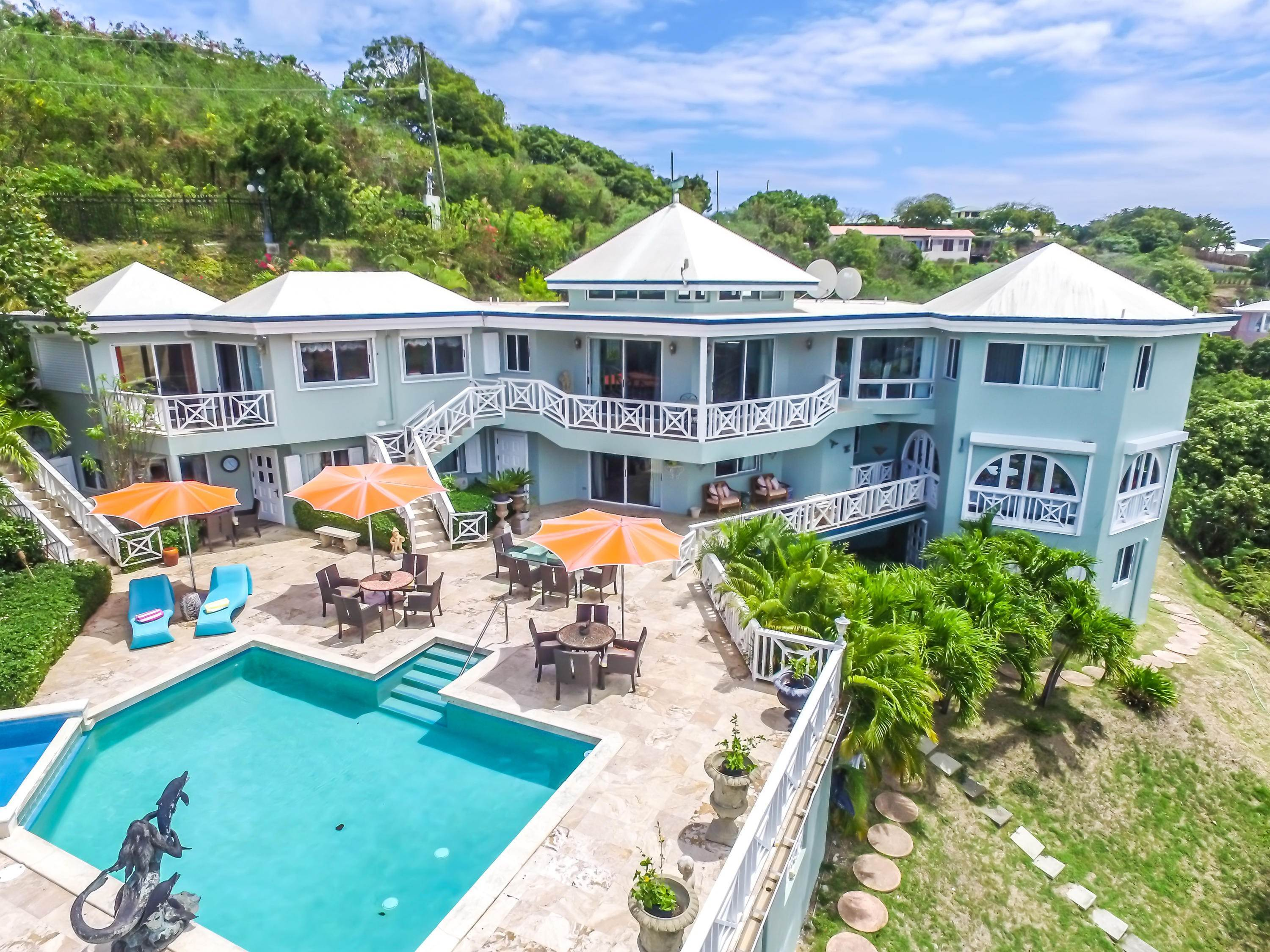 Single Family Homes for Sale at 129 Anna's Hope EA St Croix, Virgin Islands 00820 United States Virgin Islands