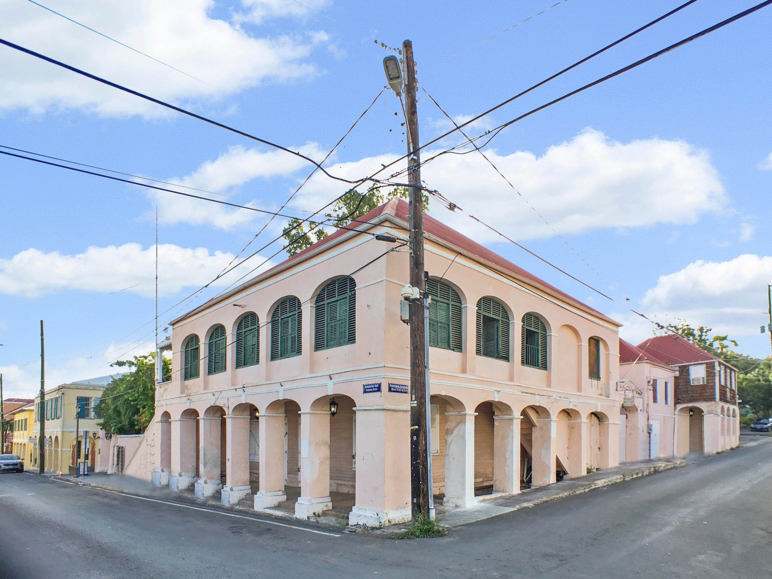 Commercial for Sale at 6 Company Street CH St Croix, Virgin Islands 00820 United States Virgin Islands
