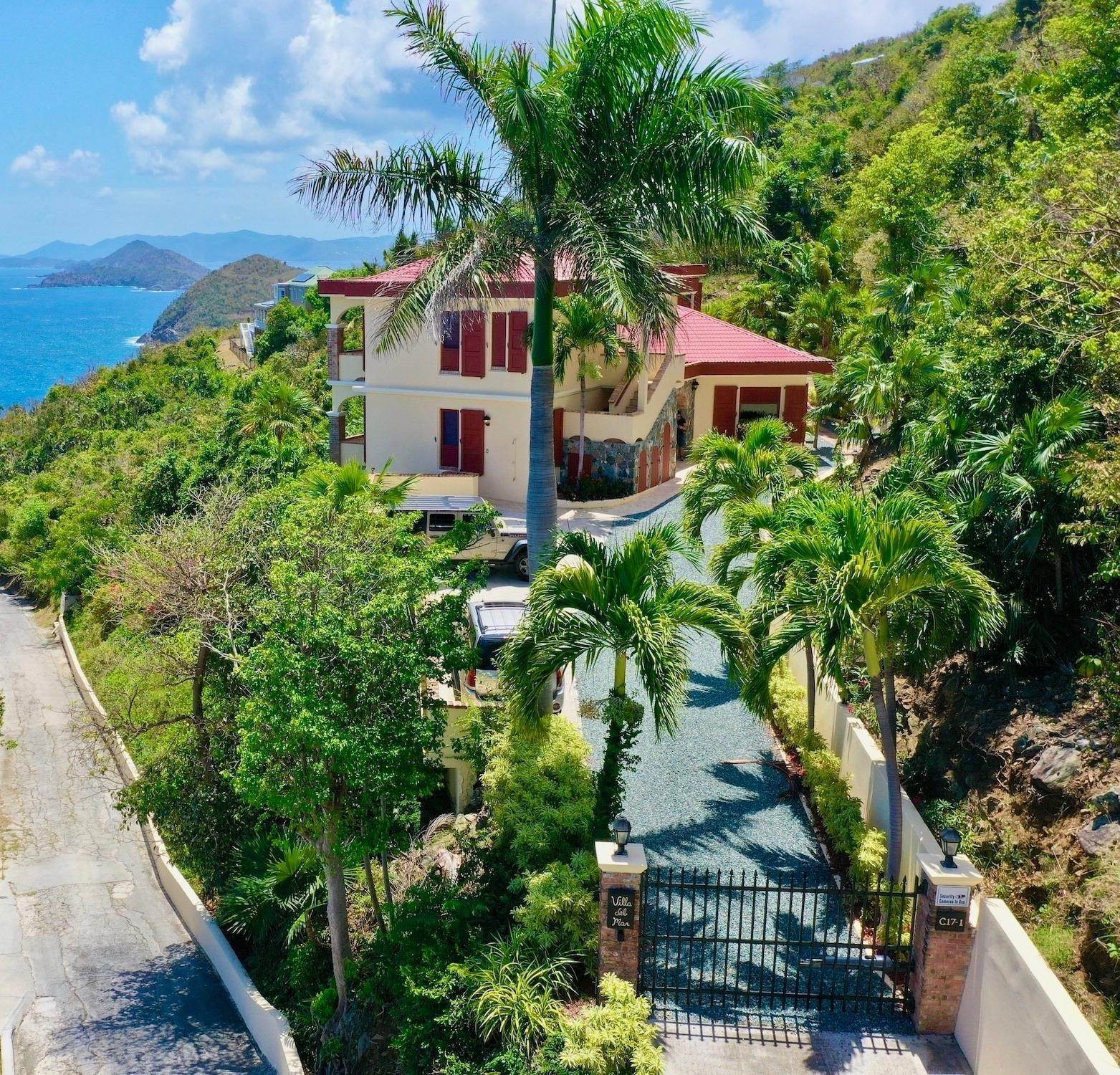 Single Family Homes por un Venta en C-17-1 Lovenlund GNS St Thomas, Virgin Islands 00802 Islas Virgenes Ee.Uu.
