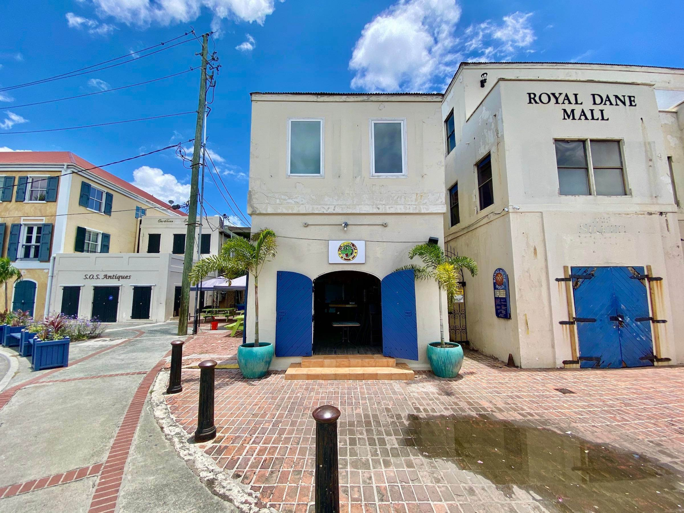 Commercial for Sale at 26A Dronningens Gade KI St Thomas, Virgin Islands 00802 United States Virgin Islands