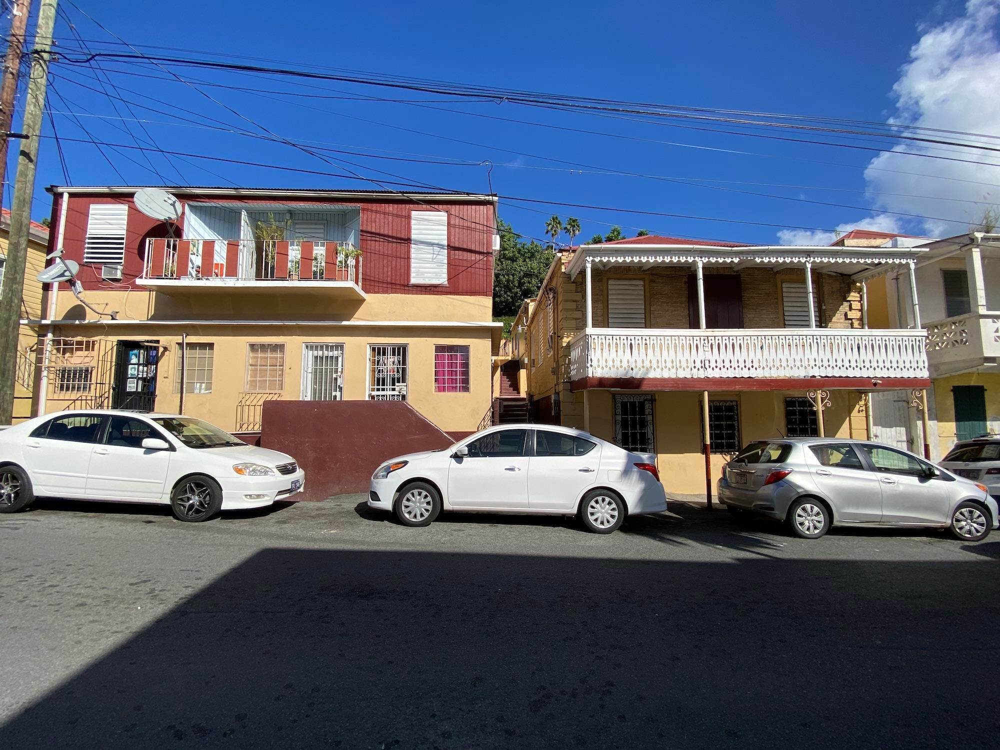 Commercial for Sale at 4A Commandant Gade KI St Thomas, Virgin Islands 00802 United States Virgin Islands
