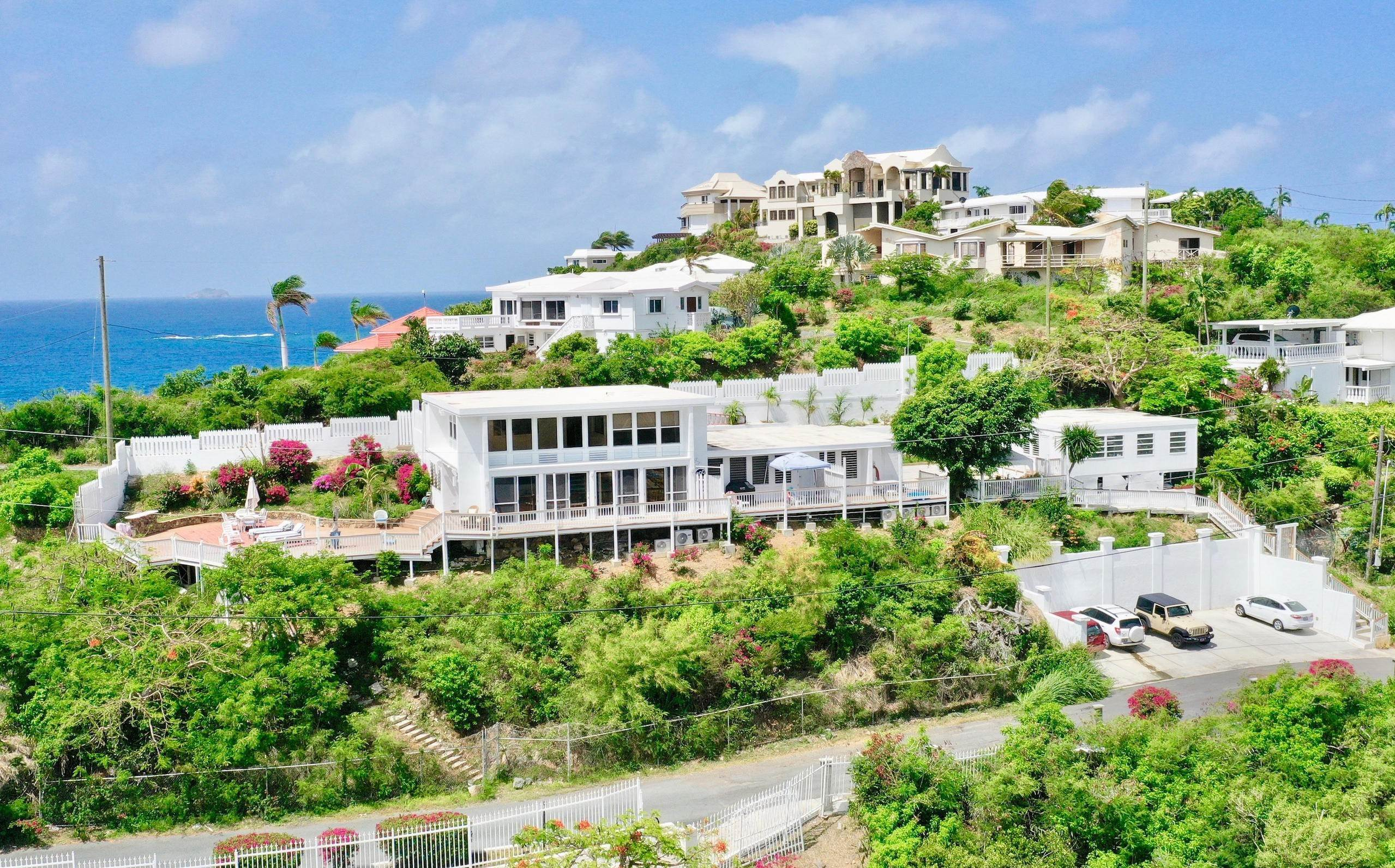 Multi-Family Homes for Sale at 8-20 Nazareth RH St Thomas, Virgin Islands 00802 United States Virgin Islands