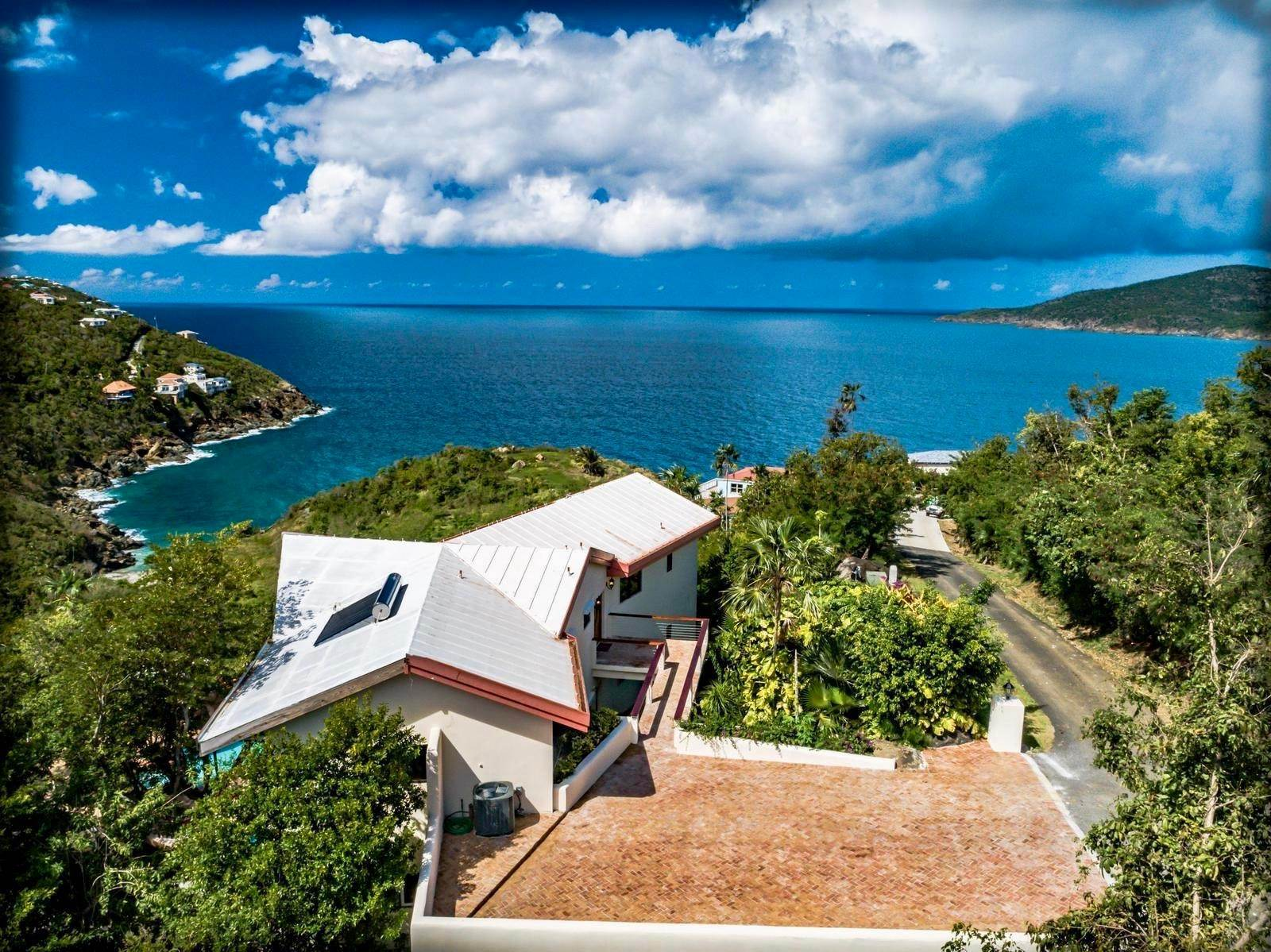 Single Family Homes por un Venta en C-2-H & C- Lovenlund GNS St Thomas, Virgin Islands 00802 Islas Virgenes Ee.Uu.