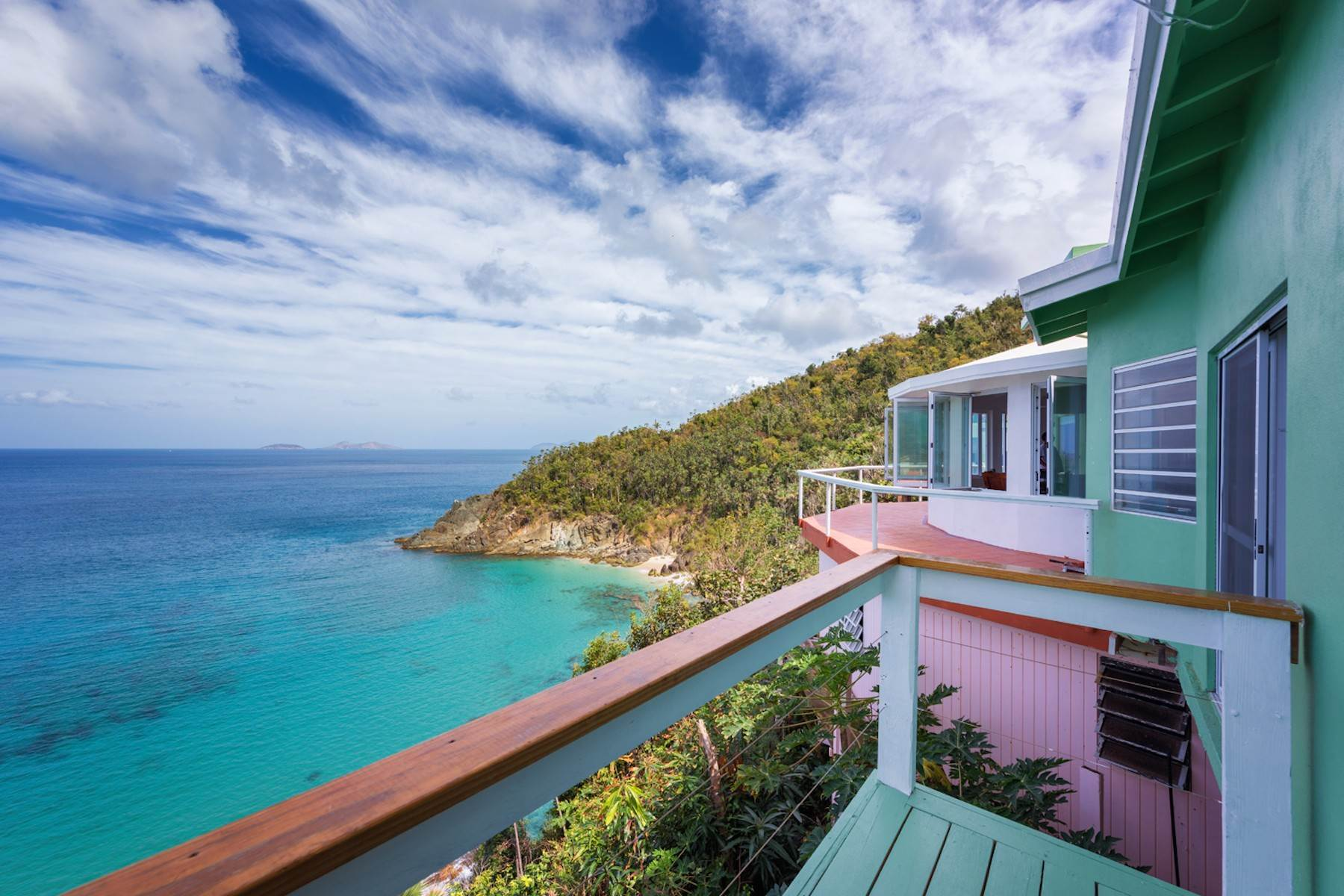 Single Family Homes for Sale at 4-44 Tabor & Harmony St Thomas, Virgin Islands 00802 United States Virgin Islands
