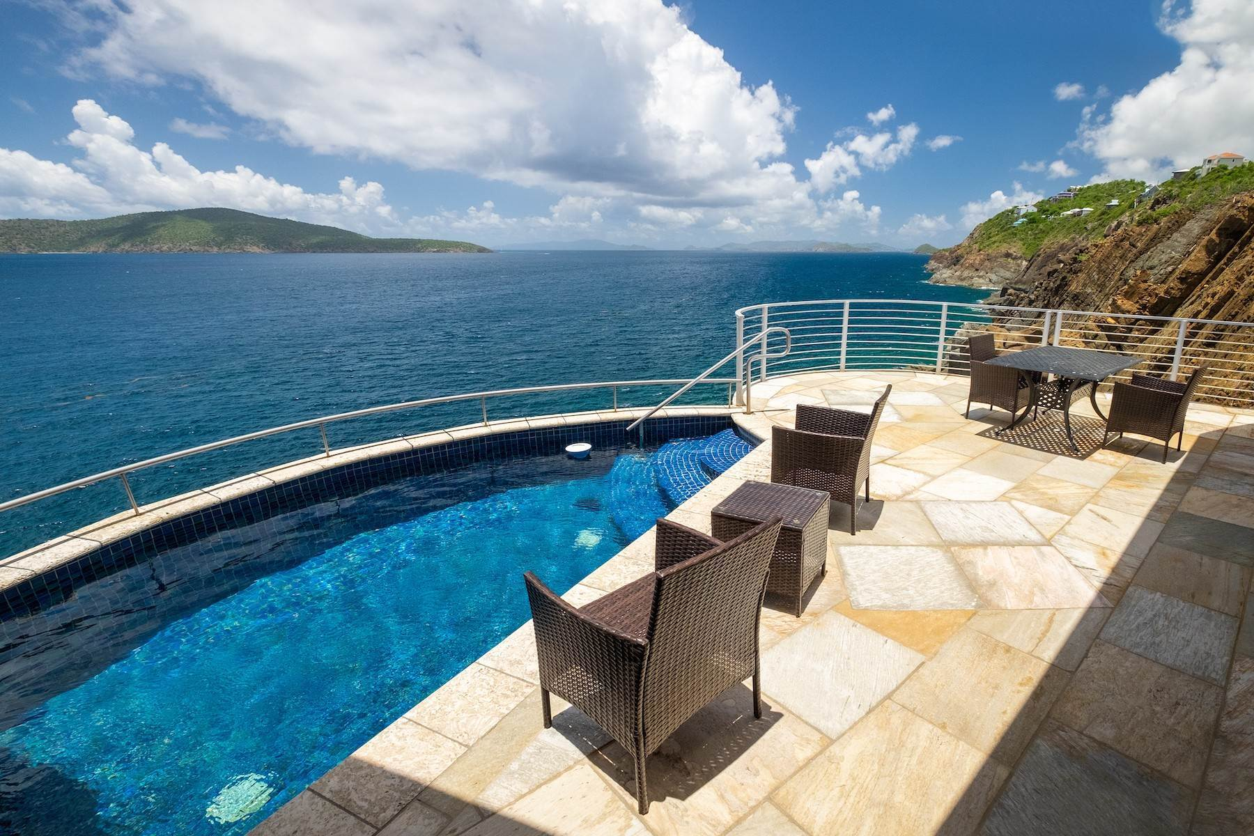 Single Family Homes for Sale at Picaro Point/Peterborg 9-2-11 Peterborg St Thomas, Virgin Islands 00802 United States Virgin Islands