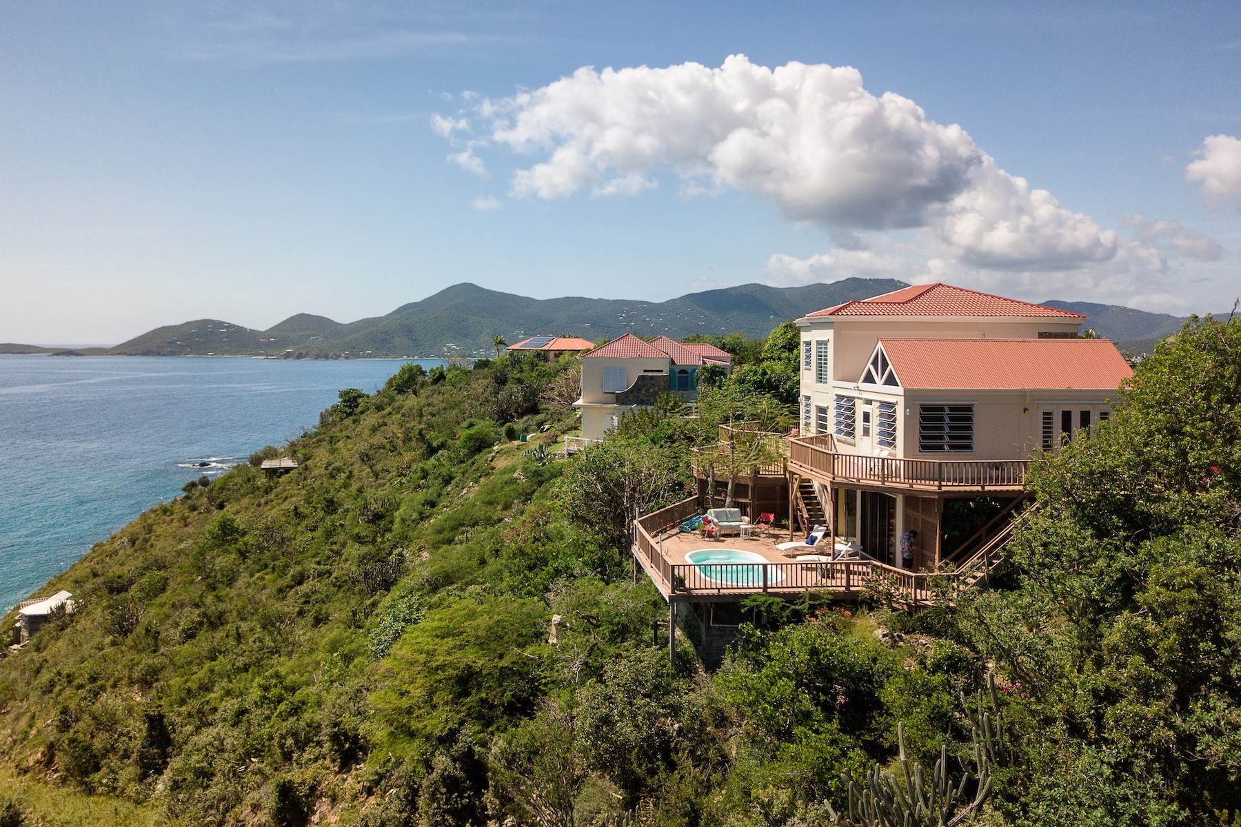 Single Family Homes at Wind of Change 3-16 Hansen Bay St John, Virgin Islands 00830 United States Virgin Islands